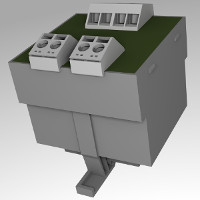 New 25VA and 40VA DIN rail transformers